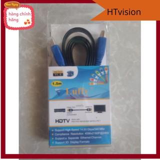 Dây HDMI 1,5m Luffy