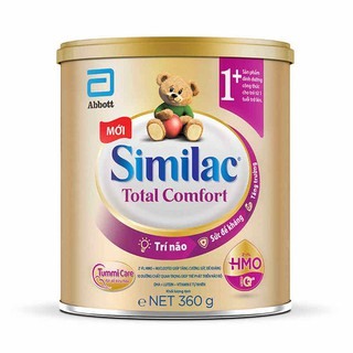 Sữa Bột Similac Total Comfort 1+ (HMO) 360g