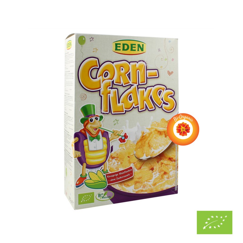 CỐM NGÔ GIÒN HỮU CƠ KHÔNG ĐƯỜNG EDEN (375g) - Organic Sugar-free Crispy Corn Flakes - 1336115042,322_1336115042,177000,shopee.vn,COM-NGO-GION-HUU-CO-KHONG-DUONG-EDEN-375g-Organic-Sugar-free-Crispy-Corn-Flakes-322_1336115042,CỐM NGÔ GIÒN HỮU CƠ KHÔNG ĐƯỜNG EDEN (375g) - Organic Sugar-free Crispy Corn Flakes