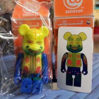 Gấu Bearbrick series 39 phiên bản artist