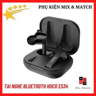Tai Nghe Bluetooth không dây Hoco ES34 âm thanh siêu thật - hàng chính hãng hoco - bảo hành 1 đổi 1