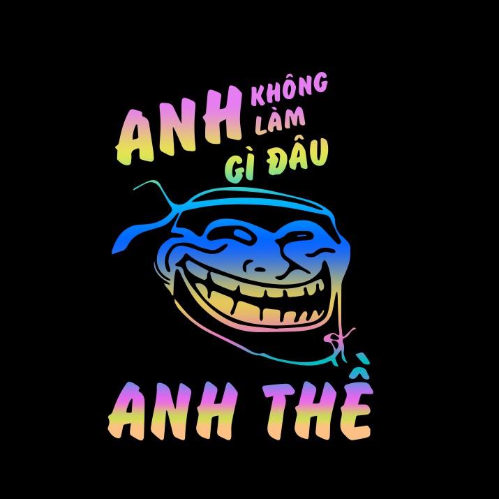 > Áo thun Phản Quang Anh không làm gì đâu <  ✔ Đường mai tinh tế, tỉ mĩ trong từng chi tiết.