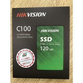 Ổ Cứng SSD HIKVISION C100 120GB Hàng Chính Hãng bảo hành 36 tháng
