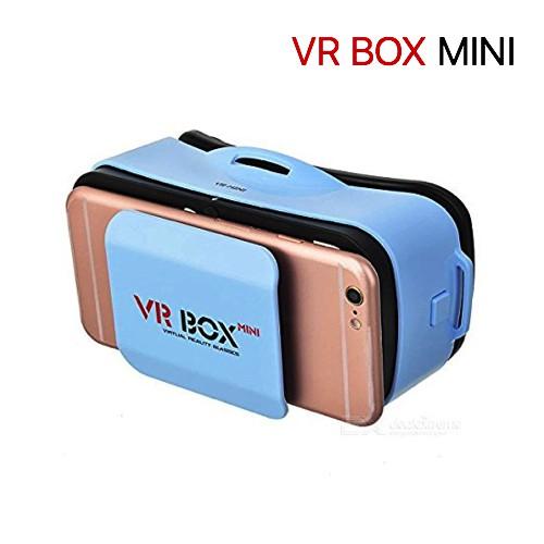 [Nhập mã GHNGIZEND giảm 30k cho đơn hàng từ 50k] Kính thực tế ảo VRBox Mini (màu ngẫu nhiên)