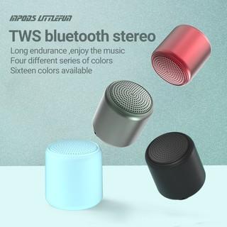 Loa Bluetooth inPods LitteFun thời lượng pin dài nghe nhạc trầm bổng