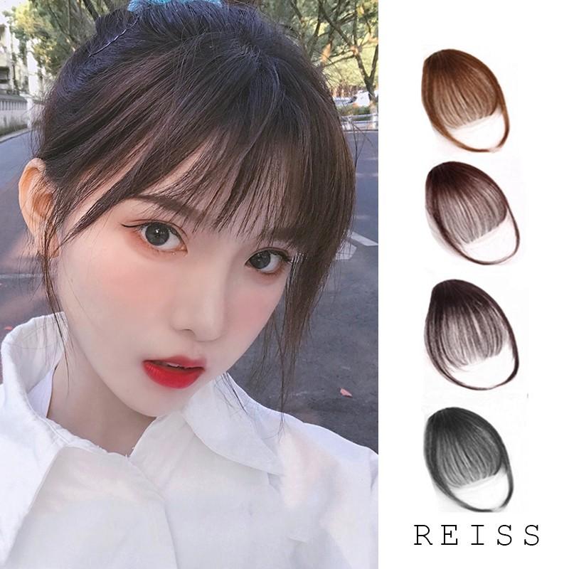 Tóc Mái Giả Mái thưa giả phong cách Hàn Quốc dễ thương FS005