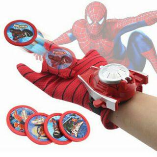 Sỉ găng tay người nhện