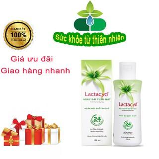 Dung dịch vệ sinh phụ nữ Lactacyd lá trầu (Chai 150ml) thumbnail