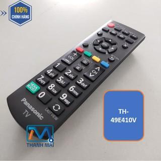 [REMOTE CHÍNH HÃNG] Điều Khiển Tivi Panasonic TH-49E410V