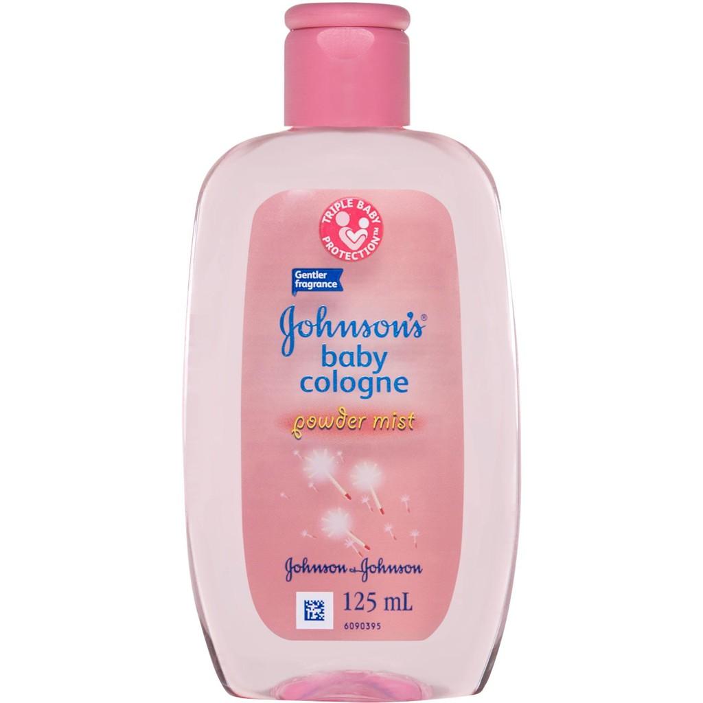 Nước hoa Johnson's Baby hương phấn hoa 125ml - 100818768