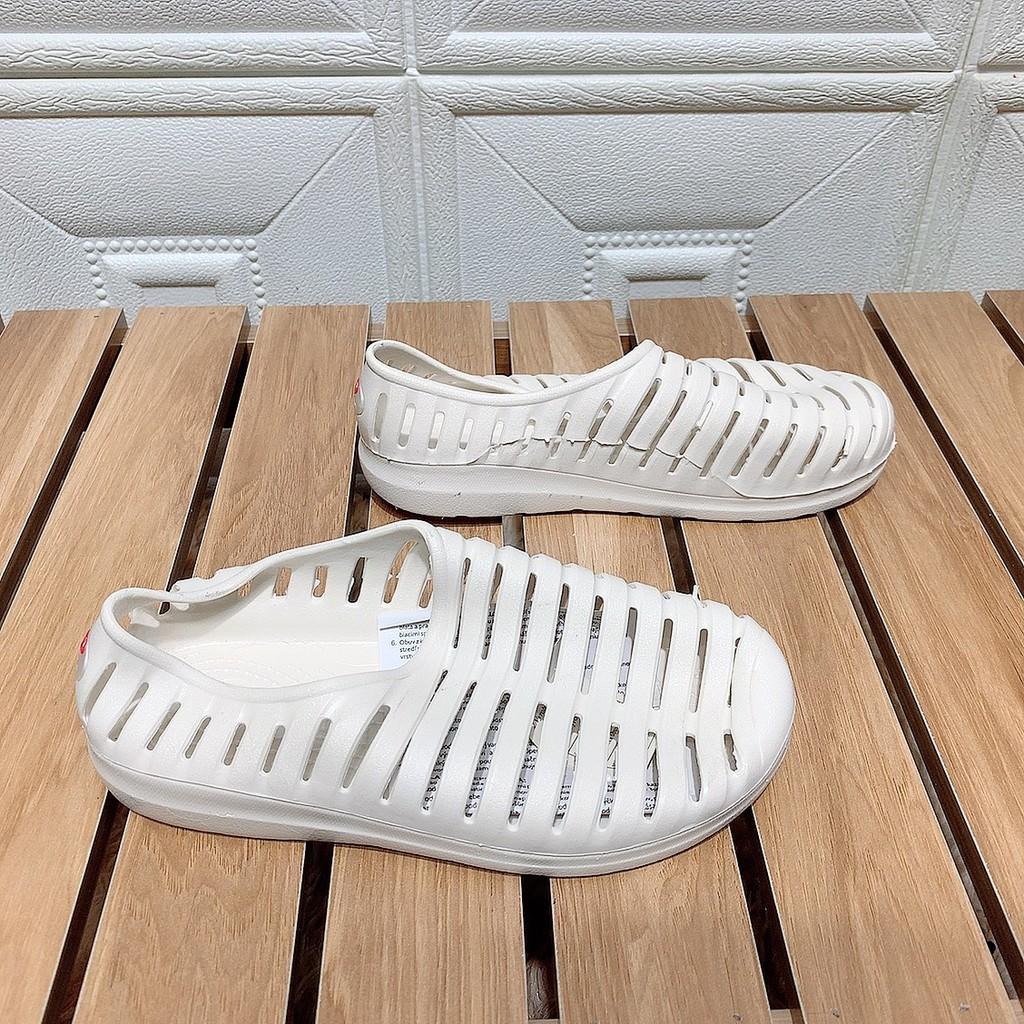 ] 3Q04 Giày sục rọ Zuxiangzhi hot trend hè 2020