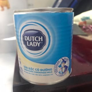 Sữa đặc Dutch Lady lon 380g.