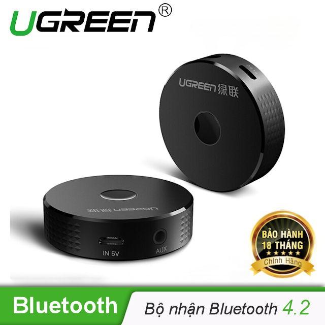 Bộ nhận âm thanh Bluetooth trên xe hơi 4.2 có Aptx dài 20CM UGREEN CM127 40968 - Hãng phân phối chín - 3043196 , 1301795509 , 322_1301795509 , 550000 , Bo-nhan-am-thanh-Bluetooth-tren-xe-hoi-4.2-co-Aptx-dai-20CM-UGREEN-CM127-40968-Hang-phan-phoi-chin-322_1301795509 , shopee.vn , Bộ nhận âm thanh Bluetooth trên xe hơi 4.2 có Aptx dài 20CM UGREEN CM127