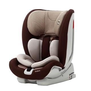 ghế ngồi ô tô cho bé fedora M5 màu nâu xám