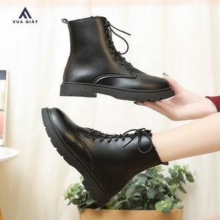 Giày bốt nữ thời trang cao cấp BS6699 thumbnail