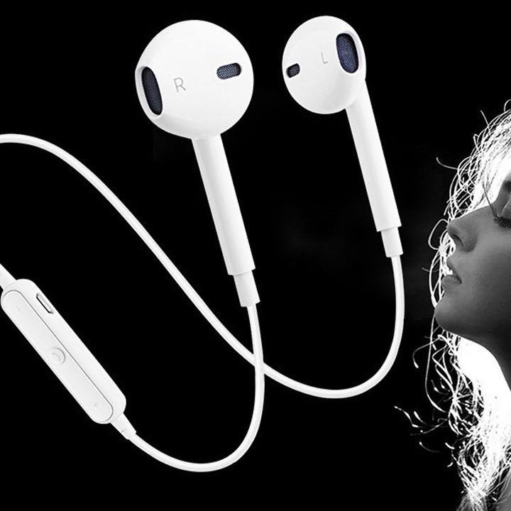 Tai Nghe Bluetooth Thể Thao S6 Sports Headset có Míc đàm thoại giá cạnh tranh
