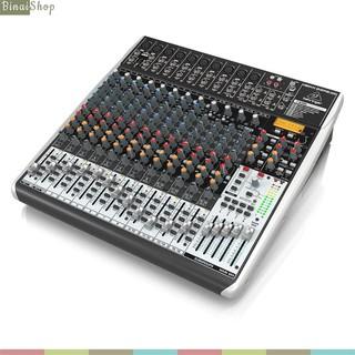 Mixer có hiệu ứng âm thanh USB 24 cổng Behringer Xenyx QX2442USB