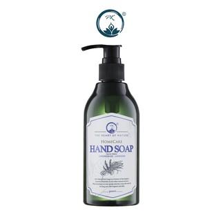 Nước rửa tay tinh dầu thảo mộc PK 300ml - kết hợp tinh dầu Tràm Trà, thành phần hữu cơ, an toàn da tay thumbnail