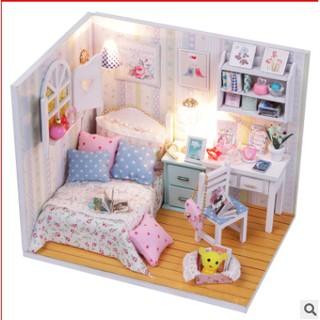 Nhà búp bê – Dreamy bedroom