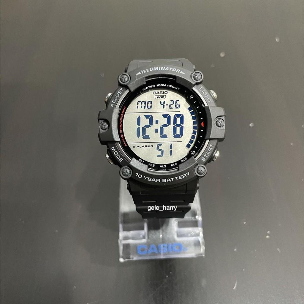 Đồng hồ Nam dây nhựa Casio  AE-1500 chính hãng bảo hành 1 năm Pin trọn đời