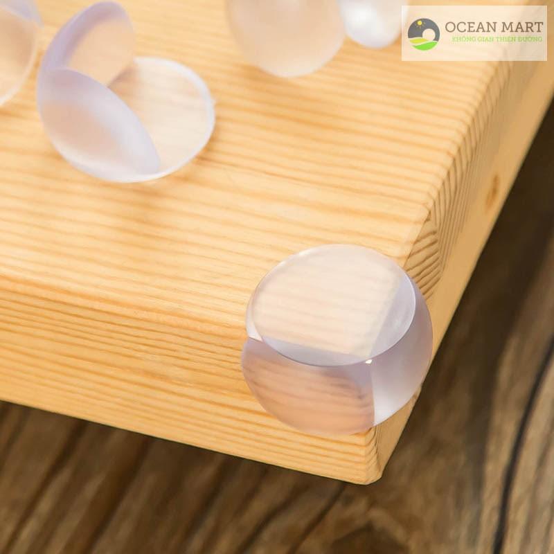 Bộ 4 Miếng Nhựa Dẻo Bịt Góc Bàn Trong Suốt - 2706609 , 437525009 , 322_437525009 , 40000 , Bo-4-Mieng-Nhua-Deo-Bit-Goc-Ban-Trong-Suot-322_437525009 , shopee.vn , Bộ 4 Miếng Nhựa Dẻo Bịt Góc Bàn Trong Suốt