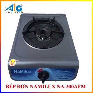 [Mã ELFLASH5 giảm 20K đơn 50K] Bếp ga đơn Namilux 300AFM - NA-300AFM - An toàn - tiết kiệm gas - Alo Bếp xinh