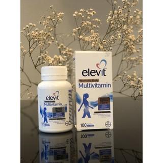 Elevit Women s Daily Multivitamin (100 viên) - Vitamin tổng hợp cho chị em phụ nữ thumbnail