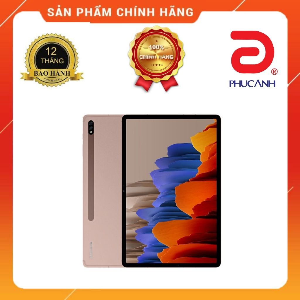 Samsung Galaxy Tab S7 (T875) - Đồng ánh kim