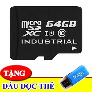 thẻ nhớ MICRO SD 64 GB, Tốc độ đọc, ghi chép dữ liệu nhanh, GIÁ CẢ HỢP LÍ