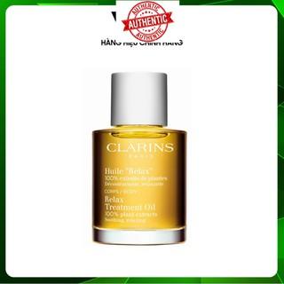 [Mã giảm giá mỹ phẩm chính hãng] Tinh Dầu Massage Cơ Thể Clarins Relax Body Oil 30ml thumbnail