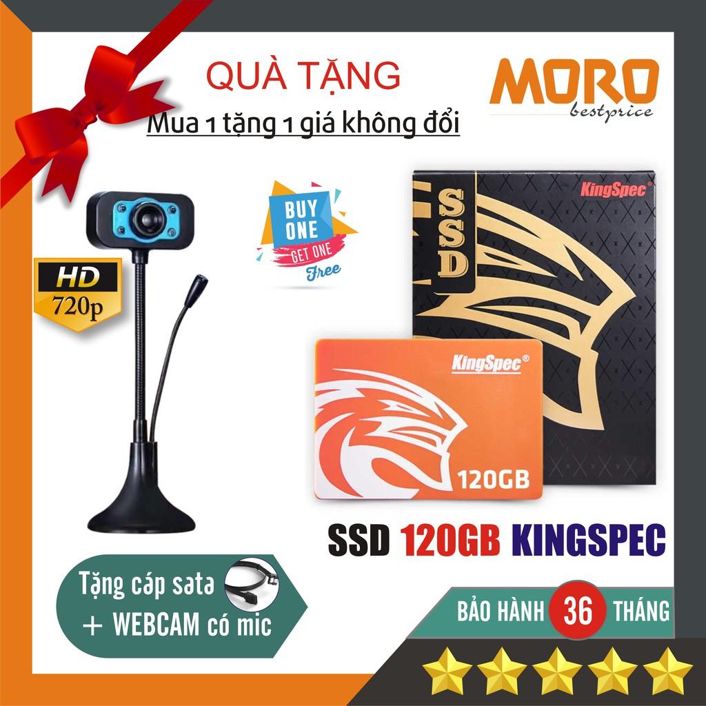 Ổ cứng SSD 120GB KingSpec / KingFast / Klevv / Lexar - Sản phẩm chính hãng - Bảo hành 36 tháng !