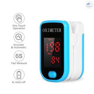 (hàng Mới Về) Máy Đo Nhịp Tim Oxy 6s 4s Tự Động Theo Dõi Sức Khỏe