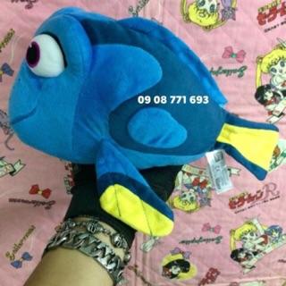 Thú bông cá Dory tag BANDAI 30 x 17cm