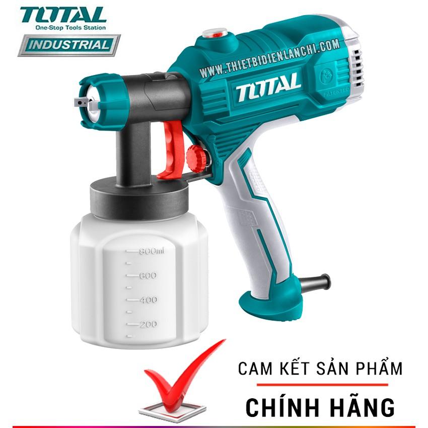 Súng phun sơn dùng điệnTotal TT3506  350W
