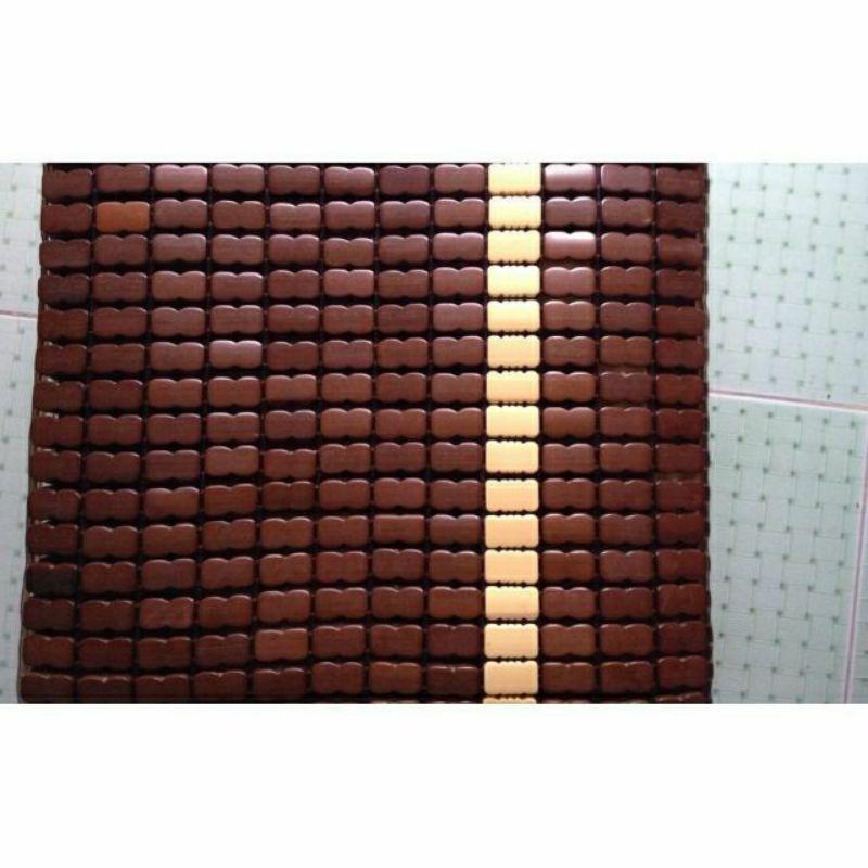 Chiếu tre/trúc không viền (0,8m x 1m9)