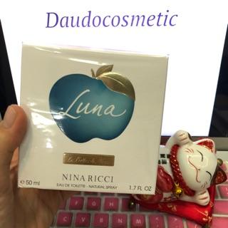 Chính Hãng . [ fullsize ] Nước hoa Nina Ricci Nina Luna EDT 50ml Chuẩn A thumbnail