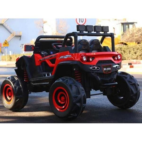 Xe ô tô điện trẻ em Siêu Địa Hình XJL-588