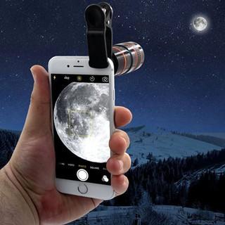 Ống kính phóng đại cho camera điện thoại tiện dụng thumbnail