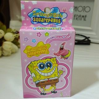 Bộ Bài Bọt Biển Hoạt Hình Spongebob