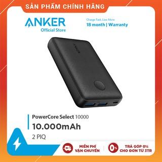 Pin sạc dự phòng ANKER PowerCore Select 10000mAh - A1223