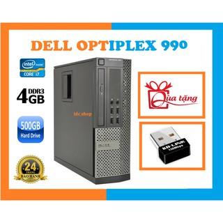 [Mã ELCL2MIL giảm 7% đơn 2TR] Máy tính Dell optiplex 790 SFF Core i7, RAM 4GB, HDD 500GB.Tặng usb wifi, Bảo hành 2 năm. thumbnail