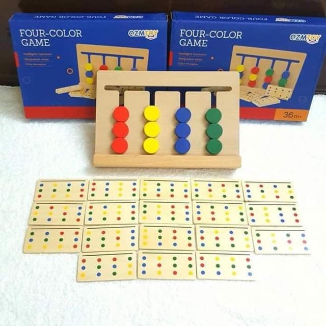 [ RẺ VÔ ĐỊCH ] Bộ Montessori toán học phát triển tư duy