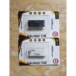 Đầu đọc thẻ nhớ SD và Micro SD chính hãng Titan model DT03.
