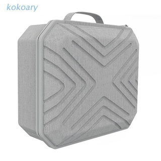 KOK Portable Travel EVA Storage Bag Protective Case Carrying Box Cover Suitcase for -Oculus Quest 2 Virtual Reality System Accessories