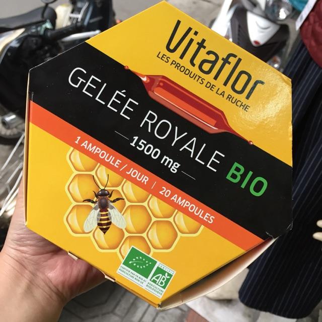 Sữa ong chúa Vitaflor 1500mg - 2651952 , 802383814 , 322_802383814 , 450000 , Sua-ong-chua-Vitaflor-1500mg-322_802383814 , shopee.vn , Sữa ong chúa Vitaflor 1500mg