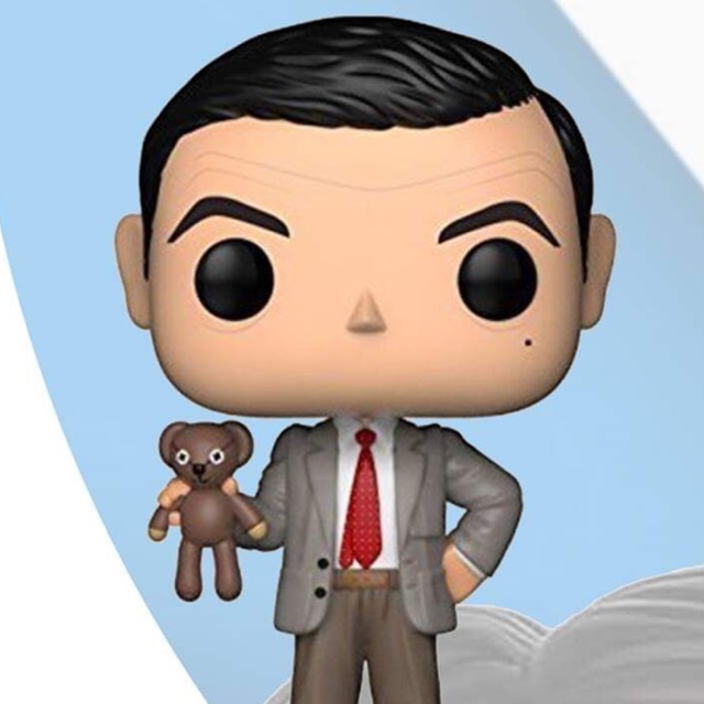 Mô Hình Funko Mr Bean (Chị Abi)