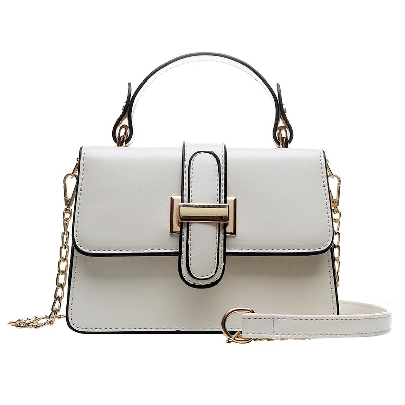 [FREESHIP 99K ]Túi xách da nữ xách tay thiết kế dáng hộp đa năng cho bạn gái_MA114