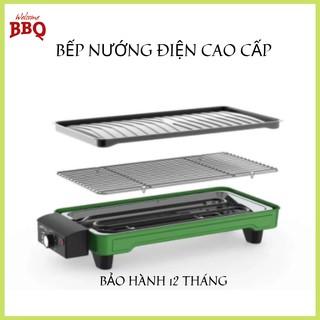 Bếp nướng điện không khói ELECTRIC BARBECUE GRILL BBQ 1500W (BQQ2005)