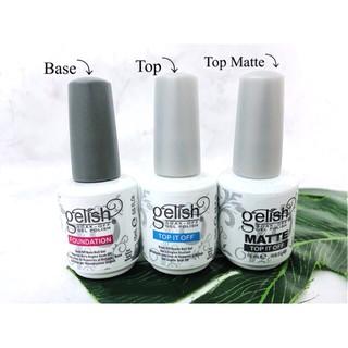Liên kết sơn gelish BASE TOP - HÀNG MỚI CHUẨN thumbnail