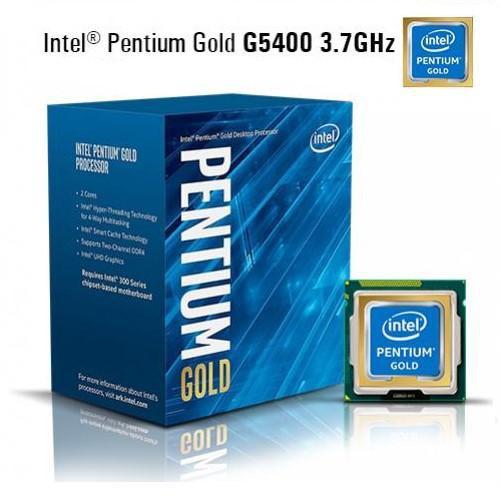 CPU Intel Pentium Gold G5400 full box | Shopee Việt Nam